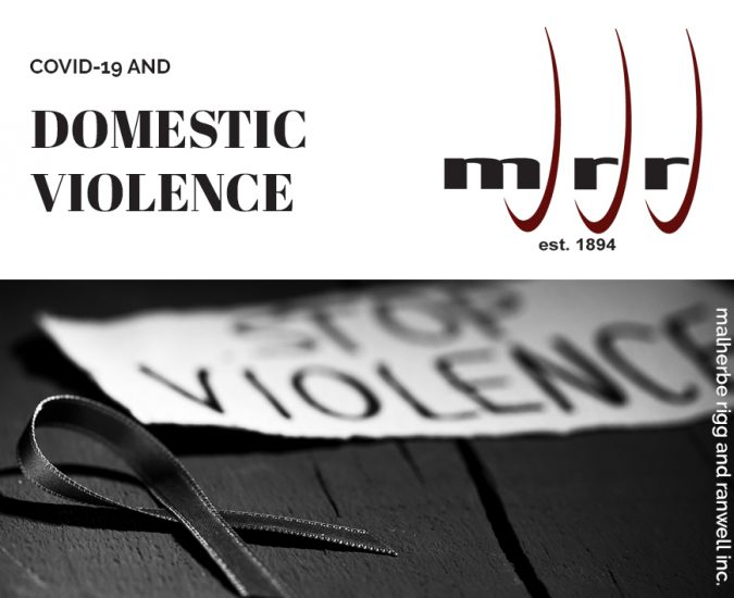 COVID-19 AND DOMESTIC VIOLENCE